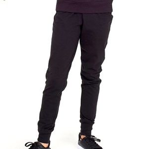 Soft Black Joggers By So